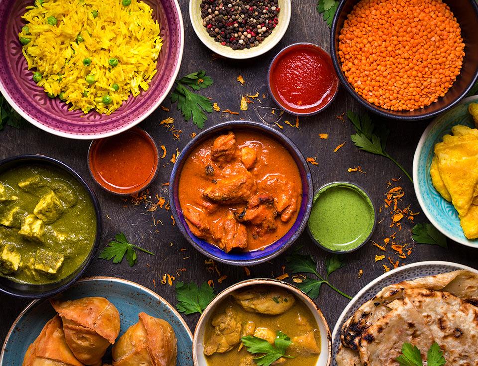 Καρυκεύματα διεθνούς κουζίνας cover